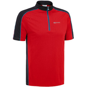 Gonso Moro - Maillot manches courtes Homme - rouge